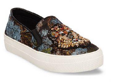امنحِ نفسك نزهة وسط عالم من الموضة والأناقة مع أحذية فياسكو المميزة من ستيف مادن!