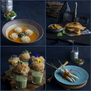 4 وصفات مقدمة من مطعم 'ميترا'