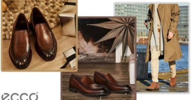 """أحذية """"إيكو"""" الرجالية لإطلالة رسمية وعملية"""
