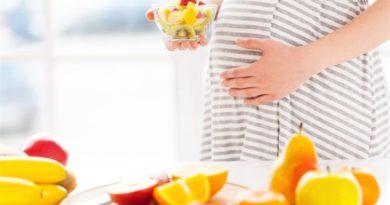 أنواع الفاكهة الموصي لها للمرأة الحامل