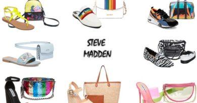 """وفري وقتك ومجهودك مع تشكيلة """"ستيف مادن"""" للأحذية والحقائب المتناسقة"""