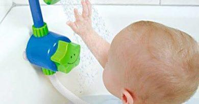 أهمية استحمام الأطفال في الشتاء من دكتورة غادة شوشة