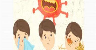 الكورونا والأطفال من دكتورة غادة شوشة