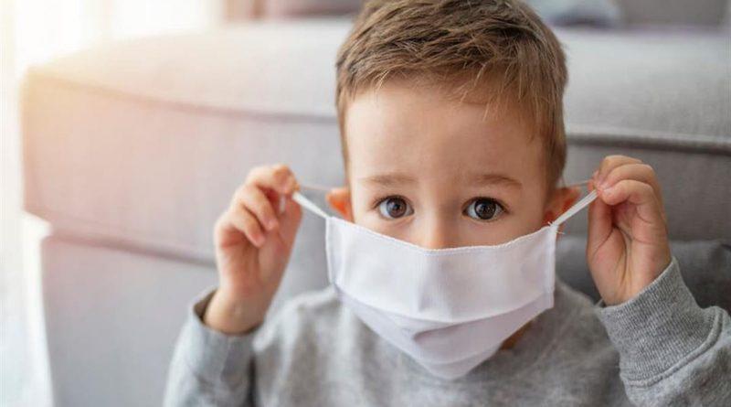 أعراض جديدة لإصابة الأطفال بكورونا