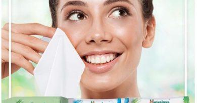 """مناديل الوجه من """"هيمالايا"""" لبشرة نظيفة بخطوة واحدة"""